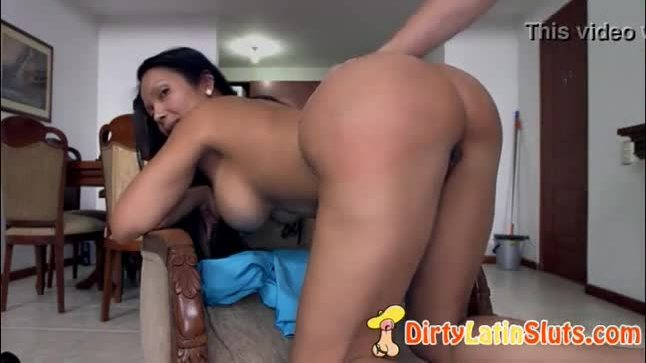 Latinasextapes with angelic latins maid